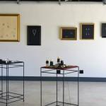 Display of Between the Lines, Liz Loubser Gallery, August 2014. Image: Liz Loubser Gallery