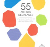 55 Artists / Necklaces - Invite