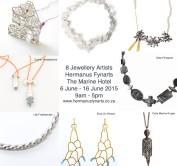 Jewellery @ Hermanus Fynarts Festival