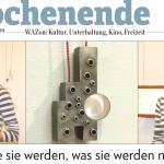 Allgemeine Zeitung article 18 July 2014